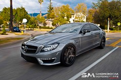 Project Car | '12 Mercedes Benz CLS 63 AMG (Showroom Motorsports) Tags: mercedes benz paint suspension 63 rennen amg kw cls | w218