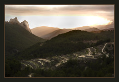 IMG_2791 Sierra de Orcheta 3 (jaro-es) Tags: espaa mountains nature clouds canon spain natur wolken natura bergen spanien montaas newvision spanelsko peregrino27newvision