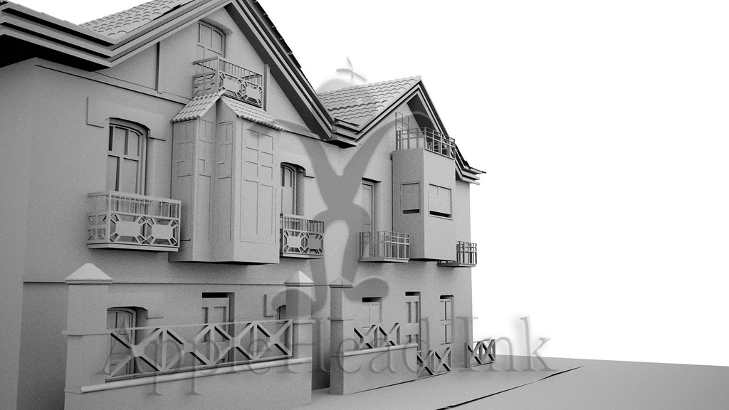 The world 39 s best photos of autodesk and house flickr for Ambient house