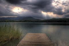 Happy new year!!! (christian&alicia) Tags: new lake landscape happy nikon year sigma natura catalonia catalunya 1020 hdr 2012 llac banyoles estany catalogne d90 christianalicia ilobsterit