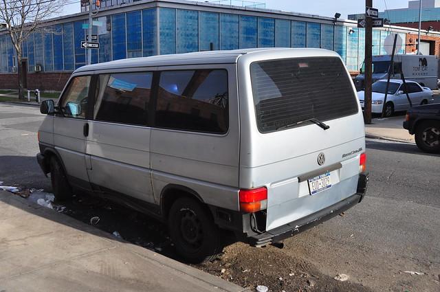 nyc newyorkcity ny newyork car vw volkswagen queens lic van longislandcity eurovan queenscounty רכב