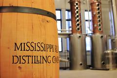 Barrel of Vodka (PA~Photography) Tags: river mississippi tour head tail barrel smooth iowa homemade alcohol vodka distillery barron fermentation ethanol burbon leclaire