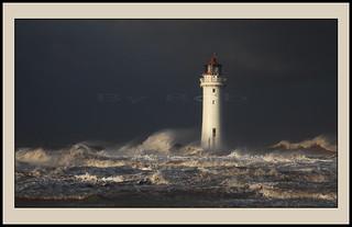 Angry sea at New Brighton. 3