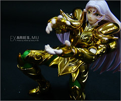 ARIES_EX_07 (Ashila@) Tags: ex saint gold cloth myth aries seiya
