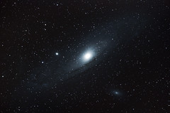 M31, uma hora (Cristvo Cunha) Tags: Astrometrydotnet:status=solved Astrometrydotnet:version=14400 Astrometrydotnet:id=alpha20120125371188