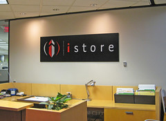 istore, Aluminum Signage on Acrylic Backplate (www.SaifeeSigns.NET) Tags: sanfrancisco seattle atlanta chicago newyork philadelphia phoenix boston sanantonio arlington austin washingtondc dallas losangeles texas sandiego miami corpuschristi neworleans detroit sanjose denver saltlakecity batonrouge elpaso tulsa oklahomacity fortworth wallsigns nashvilletn houstontx etchedglass brownsvilletexas 3dsigns odessatx beaumonttx planotx midlandtx buildingsigns mcallentx officesign interiorsign officesigns glasssigns lubbocktx dimensionalletters killeentx dimensionalsigns signletters wallletters architecturalletters aluminumletters interiorsigns buildingletters acrylicletters lobbysigns acrylicsigns officesignage architecturalsigns lobbysignage acryliclogo logosigns receptionsigns conferenceroomsigns 3dlettersigns addressletters receptionareasigns interiorsignshouston interiorletters saifeesignsandgraphics houstonsigncompany houstonsigncompanies houstonsigns