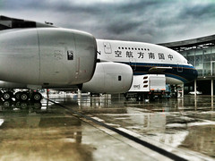 A380 China Airlines (a3rO) Tags: china airbus a380 toulouse airlines tls