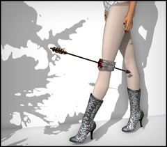 Of Knees and Arrows (Sileny Noel) Tags: mesh free sl secondlife gift hunt rustica lassitudeennui sakide