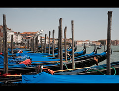 Venice. (J.M.Fransen (jero 053)) Tags: venice light italy water canon landscape daylight italian europe village artistic wide culture canon5d cinematic venetie airy lig