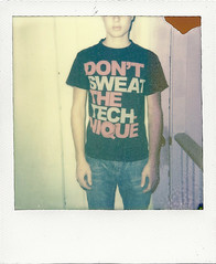 SelfDSTT | Polaroid Cool Cam 600 (josh//chitwood) Tags: new uk b white film vintage polaroid eric indianapolis border teens 7 indiana dont pack thrift 600 sweat instant effect technique chill chemical 2012 pacers rakim naptown