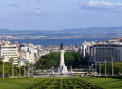 Marquês de Pombal/Lisbon