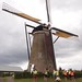 One of the several windmills in the Netherlands