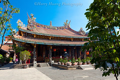 Harry_01511a,,,,,,,,, (HarryTaiwan) Tags: temple taiwan taipei        baoantemple    dalongdong          harryhuang hgf78354ms35hinetnet