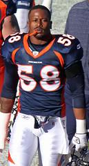 Von Miller Of The Denver Broncos Back After Adderall