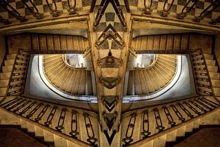 Endless egytian staircase {Explore}