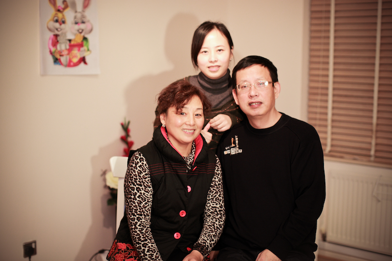 Chen Jie home dinner 042