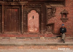 Kathmandu, Nepal - Durbar Square (GlobeTrotter 2000) Tags: world street travel nepal vacation mountain heritage tourism trekking trek square site ruins holidays asia hiking visit scen