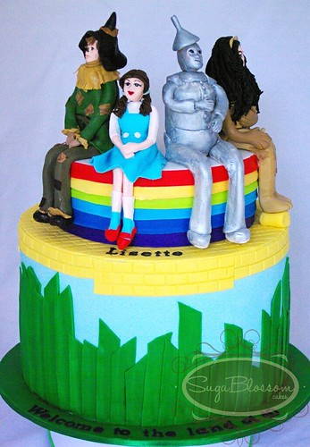 Wizard of Oz 40th