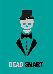 Dead Smart (davedjh88) Tags: illustration design graphicdesign symbol vector