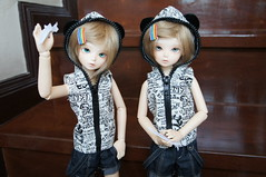 Let's play again some time! (xShimarisu) Tags: doll may bjd bluefairy balljointdoll tinyfairy