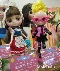 Middie Blythe Expo at Tokyo Doll Show