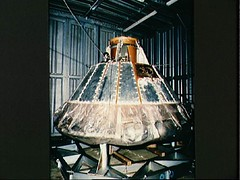 Capsule in Storage (NASA APPEL Knowledge Services) Tags: history accident explosion nasa astronauts launch edwhite gusgrissom apollo1 rogerchaffee explorions apollo204reviewboard