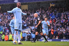 City 3-2 Spurs (Manchester City FC - Official) Tags: city man club manchester spurs football unitedkingdom stadium premier league mcfc tottenham hotspur etihad