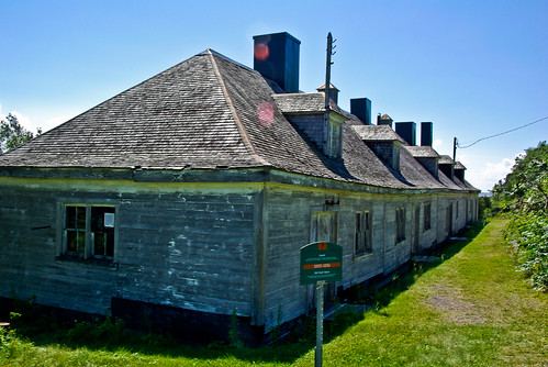 The Wash House, Grosse-Île