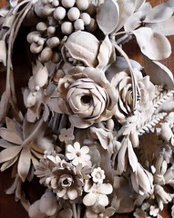 Grinling Gibbons Carving: St. James's Church (curry15) Tags: london stjamess sirchristopherwren reredos canonef50mmf18mkii limewood w1j grinlinggibbons gradeilisted 167684 stjamesschurch 197piccadilly