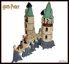 Lego HP project -At The Gates Of Hogwarts- (=DoNe=) Tags: by viktor lego gates harry potter done hogwarts legohpproject