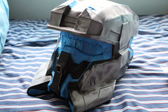 EOD WIP (Tsabo Tsaboc) Tags: 2 3 canon real 1 helmet halo eod reach matchmaking visor explosive spartan ordinance disarmament odst