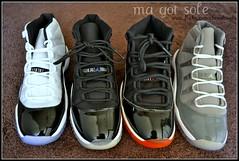 Air Jordan XI (Ma Got Sole) Tags: red black mj ds goat 11 bulls nike jordan og gs patentleather icey jumpman xi concords niketalk gradeschool bred deadstock jordan11 jordanxi wdywt whatdidyouweartoday spacejams nikond3100 coolgreys magotsole
