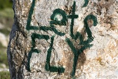 Lets fly my Hege (SteliosMp1975) Tags: ocean life bridge winter light sky people mist mountain snow tree art love nature colors beauty clouds train sunrise river dark photography fly spring ancient kiss poetry day artistic god echoes magic dream images athens greece relationship poet paragliding poems heights past eternity mythology avalon activities parachutes sirenia myownavalon
