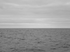 Water and air ([blues]) Tags: blackandwhite seascape horizon lanzarote sugimoto