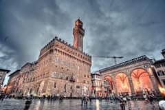 Piazza della Signoria (marboed) Tags: italy florence firenze canonef1740mmf4lusm canoneos5dmarkii marboed martinnusbudiarto