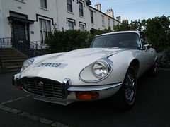 Jaguar E-type Series 3 (arthur doyle photography) Tags: ireland dublin car classiccar finepix jaguar gt sportscar etype britishsportscar carspotting jaguaretype hs10 grandtourer worldcars