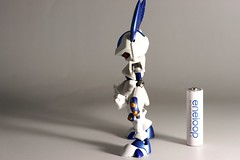 BANDAI D-Arts Head scissors[Rokusyou] 04 (lillyshia) Tags: darts bandai headscissors medarot rokusyou ヨウハク