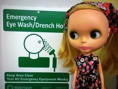 Emergency Eye Wash Stations...