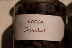 COCOA Trinidad (Leo Reynolds) Tags: bw photoshop canon eos label 100mm 7d jar duotone f56 cocoa 0008sec hpexif iso2500 leol30random xleol30x xxx2012xxx