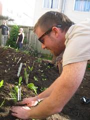 Morgan Likes Plants_4081632385_l