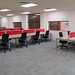 """46 - Open Office with Freeway Bench and Clipper Chairs • <a style=""""font-size:0.8em;"""" href=""""http://www.flickr.com/photos/61889077@N03/13563628203/"""" target=""""_blank"""">View on Flickr</a>"""