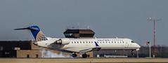 United Express N170GJ  KRIC (4myrrh1) Tags: canon airplane rebel virginia airport aircraft aviation airplanes richmond va richmondva kric