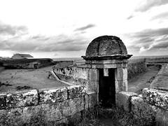 Fortress (Vitor.Sa) Tags: castle portugal branco village preto fortaleza castelo fortress almeida guarda aldeia histrica