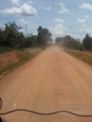 """TYPICAL ROAD NETWORK IN NAKASEKE • <a style=""""font-size:0.8em;"""" href=""""http://www.flickr.com/photos/123924652@N05/14015404265/"""" target=""""_blank"""">View on Flickr</a>"""