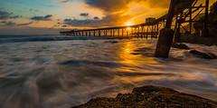 Morning Glory (nixpix651) Tags: ocean sunrise australia nsw catherinehillbay coalloader