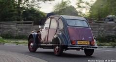 Citron 2CV Charleston 1981 (XBXG) Tags: auto old france holland classic netherlands car vintage french automobile nederland citron voiture charleston 2cv 1981 frankrijk paysbas eend geit ancienne bodegraven 2pk 2cv6 citron2cv franaise deuche deudeuche rn21pd