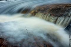Rivier Mistissibi rapids (MaxGag) Tags: water river falls rapids dolbeau longexpoure mistasini mistasibi