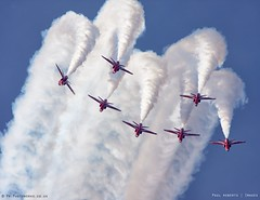 The Red Arrows 2015 (paulroberts840) Tags: show blue red sea summer sky sun hot reflections fly flying day skies fighter display loop aircraft aviation smoke air low jets flight jet fast sigma sunny rollsroyce skills hobby fresh airshow loops reds loud flights redarrows raf summerday seaair clours flypast lowpass lowflying fixedwing rafvalley lowflight reheat avgeek aviationphotography theredarrows sigmalense raftrainer rafphotography raftrainers aviationgeek aviationporn
