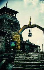 DSC_1270 (Fulcrum35) Tags: temple altitude shiva himalayas kedar uttarakhand chopta chandrashila tunganath