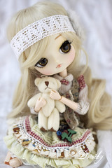 My sweetest thing (Valrie Busymum) Tags: doll dal groove pullip obitsu rewigged dotori rechipped